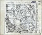 Township 20 N., Range 5 E., Dieringer, Bonney Lake, White River, King County 1936