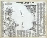 Township 23 N., Range 3 E., Cowley, Oilworth, Glen Acres, Biloxi Dock, King County 1936
