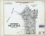 Township 24 N., Range 3 E., Seattle - Southwest, Kirkwood, Youngstown, King County 1936