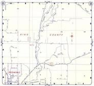 Image Result For King County Washington Map