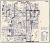 Township 23 N., Range 1 E., Burley Hills, Port Orchard airport, Kitsap County 1970c