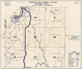 Township 24 N. Range 2 W., Holly, Ludvick Lake, Kitsap County 1970c