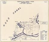 Township 24 N. Range 2 W., Hood Canal, Anderson Cove, Nellita, Kitsap County 1970c