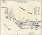 Township 28 N., Range 2 E., Admiralty Inlet, Foulweather Bluff, Skunk Bay, Hansville, Kitsap County 1970c