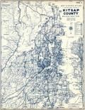 Index Map, Title Page, Kitsap County 1973