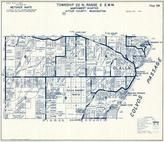 Township 22 N., Range 2 E., Colvos Passage, Olalla, Long Lake, Kitsap County 1973