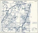 Township 23 N., Range 1 E., Wildwood, Matthews Lake, Fairview Lake, Lake Flora, Wicks Lake, Kitsap County 1973