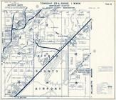 Township 23 N., Range 1 W., Kitsap County Airport, Lider Lake, Bremerton, Union River, Kitsap County 1973