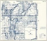 Township 23 N., Range 2 E., Long Lake, Wohlforths Ten Acre Tracts, Port Orchard, Manchester, Kitsap County 1973
