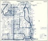 Township 25 N., Range 1 E., Island Lake, Brownsville, Burke Bay, Bucklin Hill, Valley Jct., Kitsap County 1973