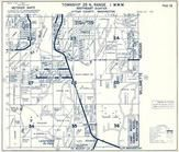Township 25 N., Range 1 W., Leisureland Air Park, Little Beef Creek, Olympic View, Kitsap County 1973