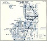 Township 25 N., Range 3 W., Manzanita, Venice, Battle Point, Seabold, Arrow Point, Kitsap County 1973
