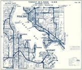 Township 26 N., Range 1 E., Poulsbo, Liberty Bay, Scandia, Keyport, Lemold, Virginia, Scandia Jct., Kitsap County 1973