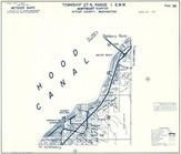 Township 27 N., Range 1 E., Hood Canal, Salsbury Point, Brownlee Beach, Sunset Beach, Kitsap County 1973