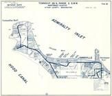 Township 28 N., Range 2 E., Admiralty Inlet, Hansville, Foulweather Bluff, Norwegian Point, Skunk Bay, Kitsap County 1973