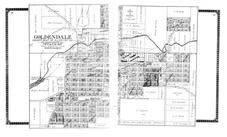 Glendale, Klickitat County 1913 Version 2