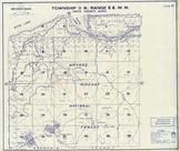 Township 11 N., Range 5 E., Gifford Pinchot National Forest, Riffe Lake, Lewis County 1960c