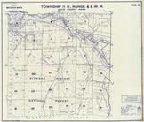 Township 11 N., Range 6 E., Cispus River, Gifford Pinchot National Forest, Lewis County 1960c