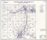 Township 13 N., Range 5 W., Doty, Dryad, Peell, Murnen, Lewis County 1960c