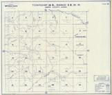 Township 14 N., Range 2 E., Snoqualmie National Forest, Lewis County 1960c