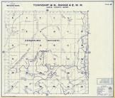 Township 14 N., Range 4 E., Snoqualmie National Forest, Canyon, Lewis County 1960c