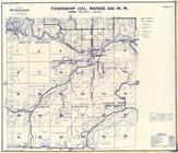 Township 15 N., Range 4 W., Chehalis River, Helsing Jct., Independence Valley, Lewis County 1960c