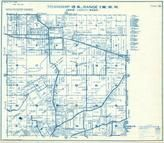 Township 12 N., Range 1 W., Mary's Corner, Ethel, Lewis County 1962