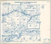 Township 12 N., Range 6 E., Gifford Pinchot National Forest, Cowlitz River, Lewis County 1962