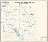 Township 13 N., Range 10 E., Gifford Pinchot National Forest, Goat Rocks, Lewis County 1962