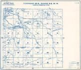 Township 15 N., Range 3 E., Snoqualmie National Forest, Clear lake, Deschutes River, Lewis County 1962