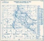 Township 15 N., Range 4 E., Snoqualmie National Forest, Alder, Lewis County 1962