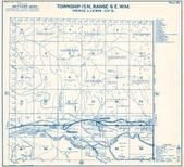 Township 15 N., Range 6 E., Ashford, Nisqually River, National, Lewis County 1962