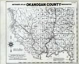 Title Page, Index Map, Okanogan County 1959
