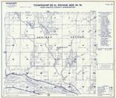 Township 32 N., Range 45 E., Kaniksu National Forest, Bead Lake, Wolfred, Pend Oreille County 1957