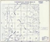 Township 34 N., Range 42 E., Kaniksu National Forest, Colville, Pend Oreille County 1957