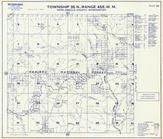 Township 35 N., Range 45 E., Kaniksu National Forest, Priest River, Mill Cr. Mountain, Pend Oreille County 1957