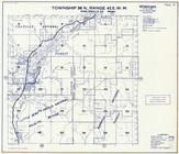 Township 36 N., Range 42 E., Colville National Forest, Middleport, Pend Oreille County 1957