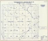 Township 37 N., Range 45 E., Kaniksu National Forest, Huff Lake, Pend Oreille County 1957