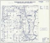 Township 40 N., Range 43 E., Colville National Forest, Leadbetter Lake, Pend Oreille County 1957