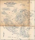 Index Map, Title Page, San Juan County 1933