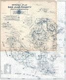 Index Map, Title Page, San Juan County 1949