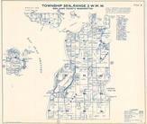 Township 35 N., Range 1 W., Lopez Island, Swifts Bay, Upright Channel, San Juan County 1949