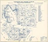 Township 36 N., Range 1 W., Shaw Island, Griswold, Deerharbor, Orcas Island, Westsound, Dolphin, San Juan County 1949