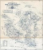 Index Map, Title Page, San Juan County 1961