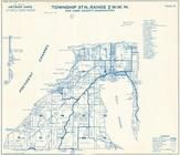 Township 37 N., Range 2 W., President Channel, East Sound, Turtle Back Range, San Juan County 1961