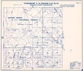 Township 3 N., Range 5 E., Gifford Pinchot National Forest, Skamania County 1956