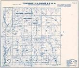 Township 3 N., Range 6 E., Gifford Pinchot National Forest, Skamania County 1956