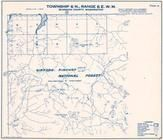 Township 6 N., Range 6 E., Gifford Pinchot National Forest, Skamania County 1956
