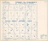 Township 7 N., Range 10 E., Gifford Pinchot National Forest, Skamania County 1956