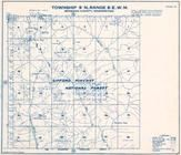 Township 9 N., Range 6 E., Gifford Pinchot National Forest, Skamania County 1956